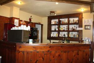 Cafetería del Club, situada en la planta baja.