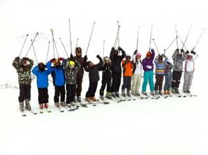 Escuela Club Alpino Peñaubiña
